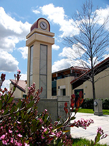 LAMC Clock Tower