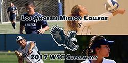 L.A. Mission College Wins First Ever WSC Supremacy Award