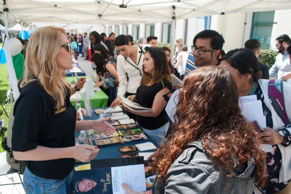 More than 600 Students Attend Job and Career Fair