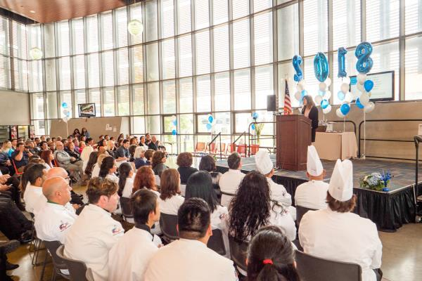 Culinary Arts Students Graduate