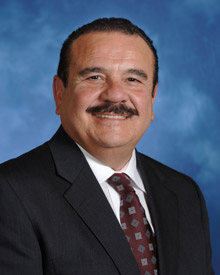 Photo of President Monte E. Perez