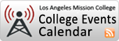 College Events Calendar (CEC)