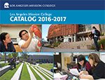 2016 to 2017 College Catalog